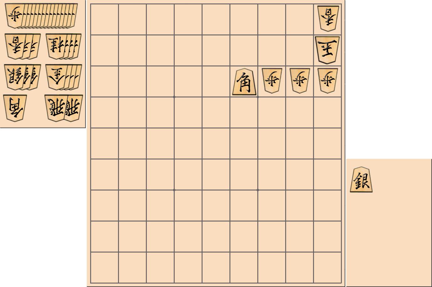 詰将棋:3手詰の問題と解答・解説(第1問)|将棋講座ドットコム